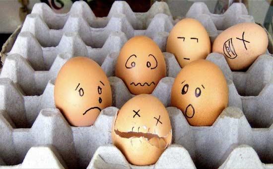 Lustige Eier | kleine Pause Unterhaltung  Lustige Eier | ...